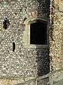 -2020-12-01 Ground floor window opening, inner gatehouse, Baconsthorpe Castle (2).JPG