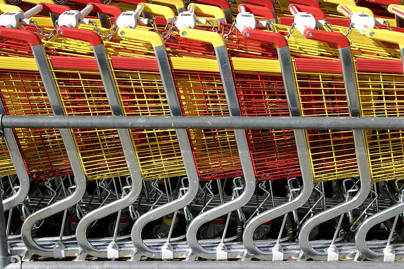 File:- Shoppig carts -.jpg
