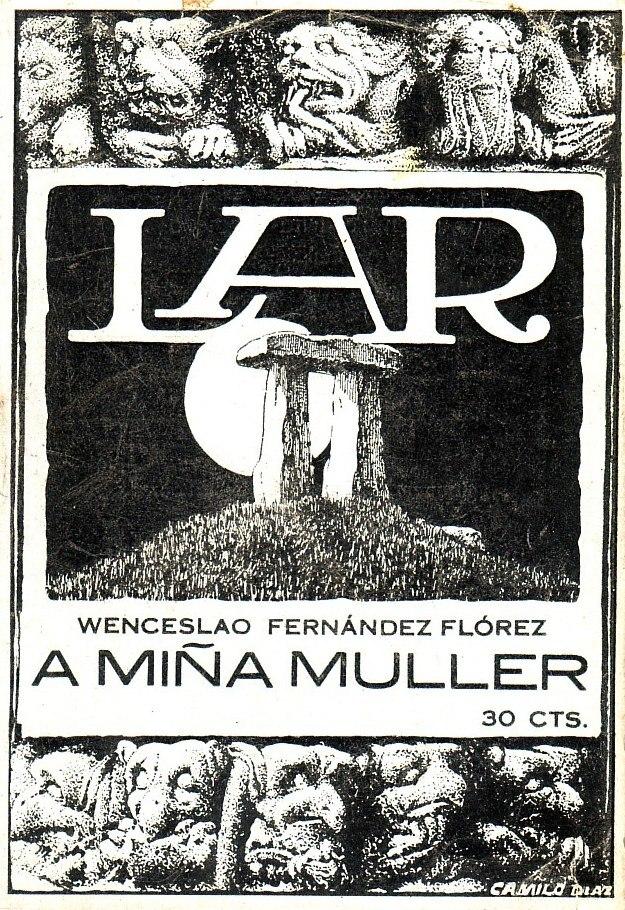 01 A miña muller. Wenceslao Fernández Flórez. Lar. 1924