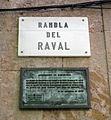 025 A la Unió Europea, Rambla del Raval.jpg