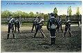 03891-Grimma-1903-Abteilung des Königlich Sächsischen Husaren-Regiment Königin Carola Nr. 19 beim Lanzenfechten-Brück & Sohn Kunstverlag.jpg