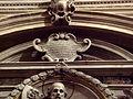 0771 - Siracusa - Duomo - Cappella di S. Lucia - Lapide restauro 1791 - Foto Giovanni Dall'Orto - 15-Oct-2008.jpg