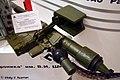 1Л229Д наземный радиолокационный запросчик для ПЗРК - МАКС-2009 01.jpg