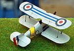 1-72 scale Fairey Flycatcher, AMV 2012 Show, Hyeres. (8130909867).jpg