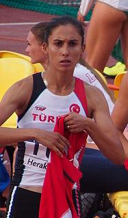 Burcu Yüksel Turkish high jumper
