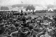10th (Irish) Division at Basingstoke