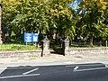 1159891 Gates to Sandbach Church.jpg