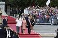 11 Marzo 2018, Ministra Cecilia Perez participa en la llegada del Prdte. Sebastian Piñera a La Moneda. (38945953960).jpg