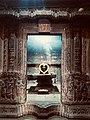 11th century Panchalingeshwara temples group, Kalyani Chalukya, Sedam Karnataka India - 70.jpg