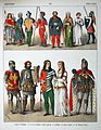 1350- 1400, German. - 045 - Costumes of All Nations (1882).JPG
