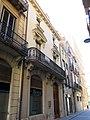 136 Casa Casas i Mañé, c. Palma (Vilafranca del Penedès).JPG