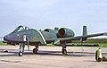 138th Tactical Fighter Squadron - Fairchild Republic A-10A Thunderbolt II 78-0670.jpg