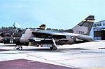 149th Tactical Fighter Squadron A-7D Corsair II 75-0398.jpg