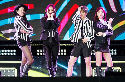 Picture of a band or musician: F(x)