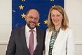 16.3.2014- Arbeitstreffen mit Martin Schulz (13215493815).jpg
