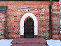 160313 Detail of the Saints Peter and Paul church in Giżyce - 01.jpg