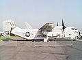 162143 JM-24 Grumman C-2A Greyhound (G-123) (cn 23) US Navy. (5693539825) (3).jpg