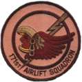171st Airlift Squadron patch 2.png
