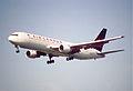 17bh - Air Canada Boeing 767-333ER; C-FMXC@ZRH;30.03.1998 (5689327927).jpg