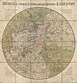 1820 Mogg Pocket or Case Map of London, England (24 Miles around) - Geographicus - London24-mogg-1820.jpg