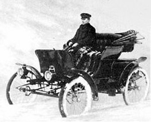 Winton Motor Carriage Company - 1899 Winton Stanhope