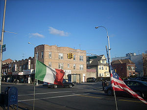 Bensonhurst, Brooklyn - 18th Avenue and Bay Ridge Parkway