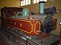 1933 WG Bagnall 2-4-2 Pannier Tank Locomotive 2480 - Martins Barasat-Basirhat Light Railways - Transport Gallery - BITM - Kolkata 2006-03-03 03909.JPG