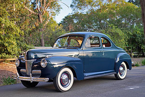 1941 Ford - 1941 Ford Super Deluxe Business Coupe