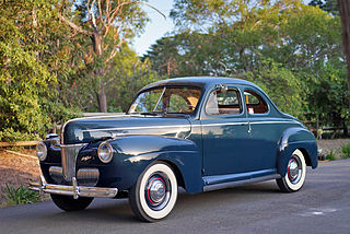 1941 Ford Motor vehicle