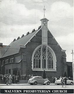 Church in Victoria, Melbourne