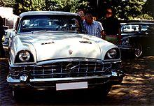 1956 Packard Caribbean 1994 Front.jpg
