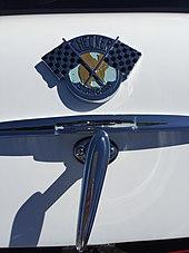 1958 Checker Standard series A8 taxi at Hershey 2015 AACA meet 7of7.jpg