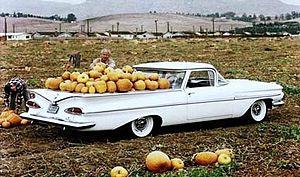 Chevrolet El Camino - 1959 El Camino