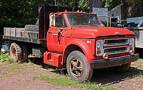 1970 chevy c10 weight