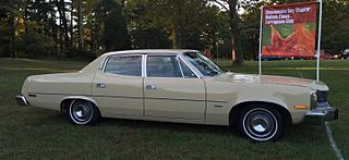 AMC Matador Large-sized car model produced by American Motors Corporation
