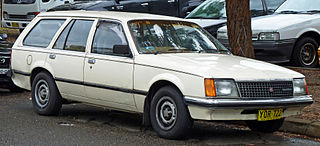 Holden Commodore (VC) Motor vehicle