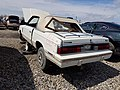 1984 Dodge 600 convertible rear - Flickr - dave 7.jpg