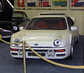 1986 Ford RS200 Group B Road Version Rally Car.JPG