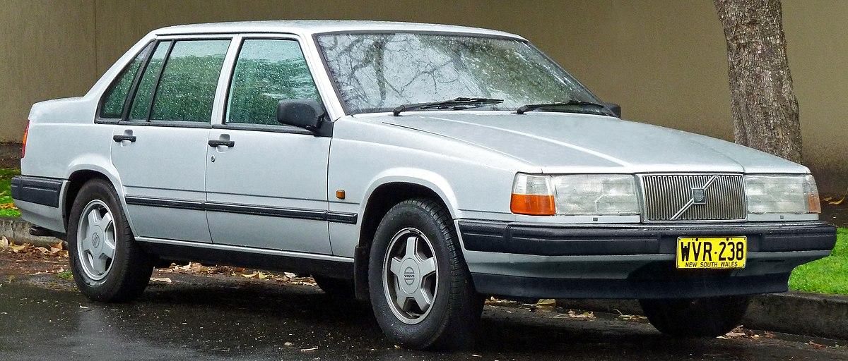 Volvo Serie 900 Wikipedia
