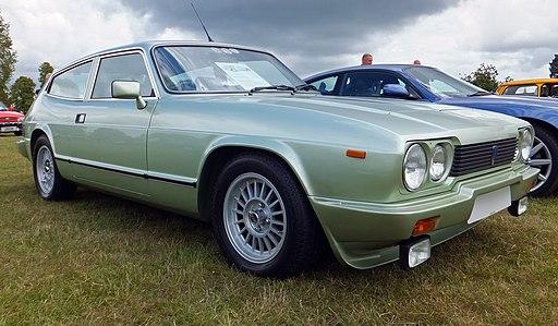 1990 Middlebridge Scimitar GTE, green