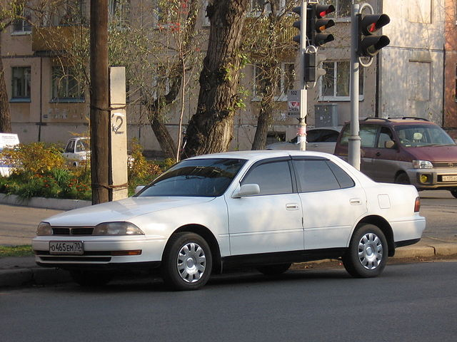 Camry (V30) - Toyota