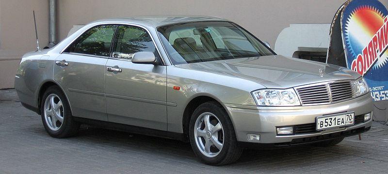 [AUTOMOBILE] - Le blabla de l'automobile - Page 5 800px-1999_Nissan_Cedric_01