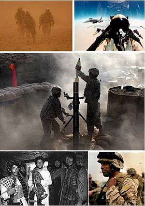 2001 War in Afghanistan collage 2.jpg