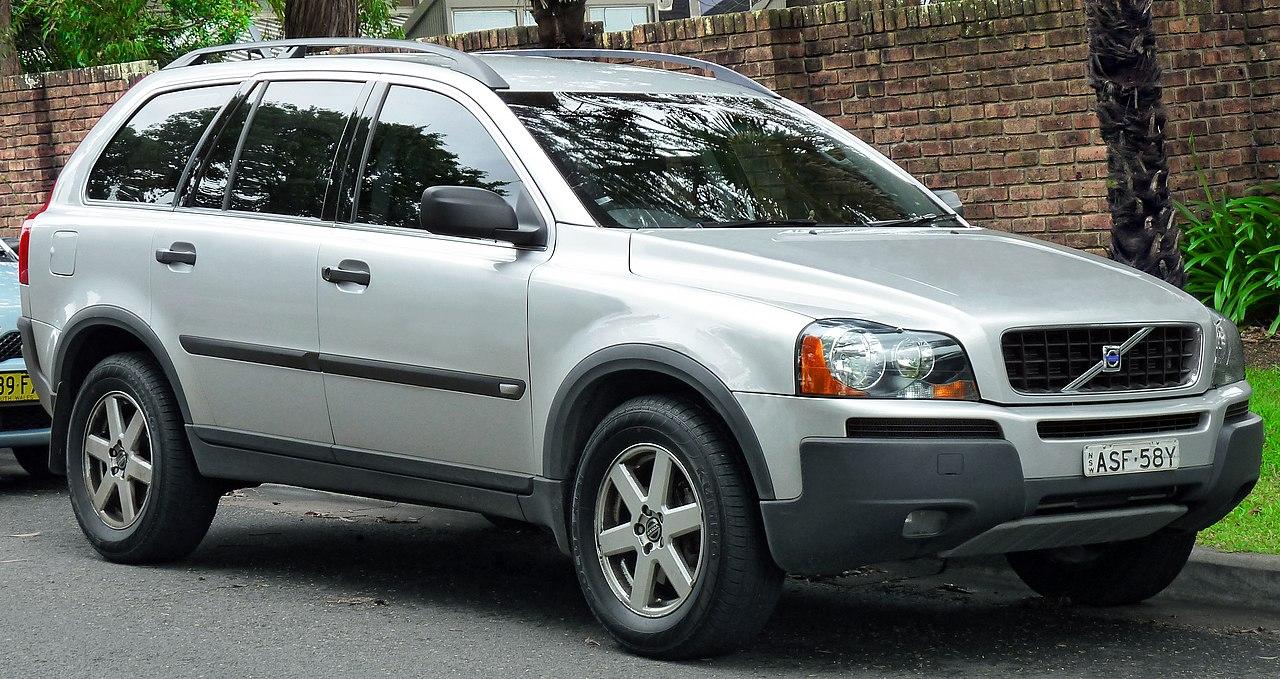File 2004 Volvo Xc90 P28 My04 2 5 T Wagon 2011 11 18 01 Jpg Wikimedia Commons