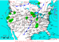 2005-05-09 Surface Weather Map NOAA.png