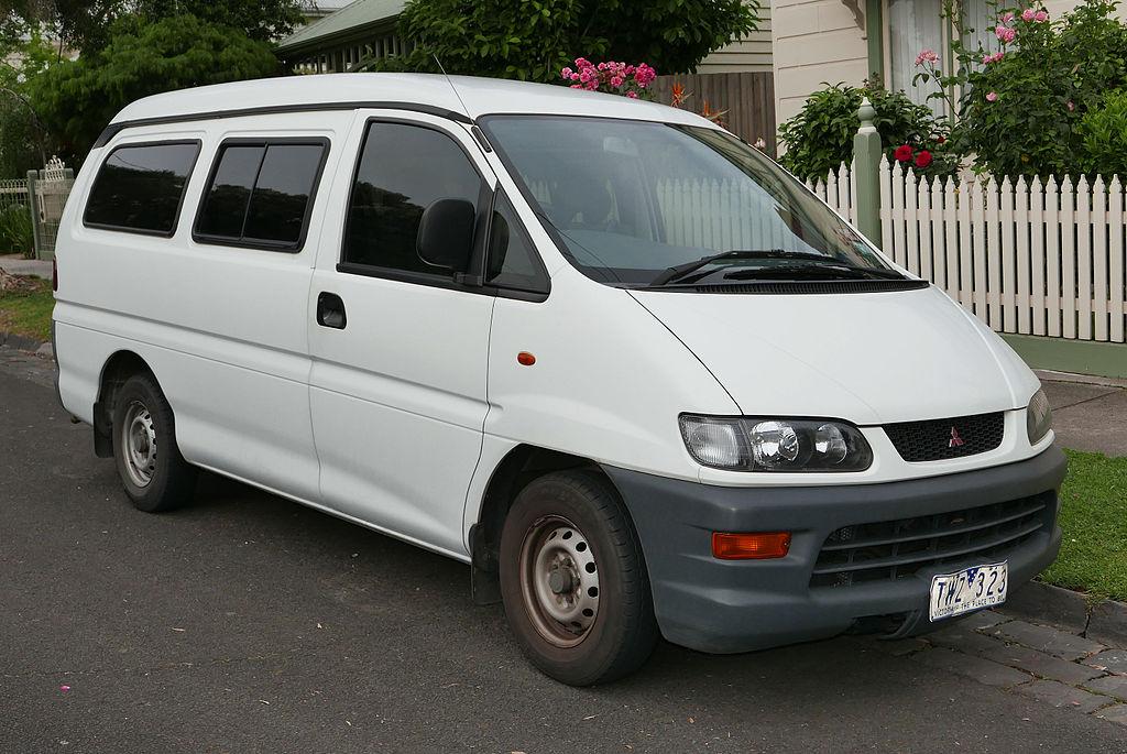 File2005 Mitsubishi Express Wa My05 Van 2015 11 11 01g