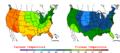 2006-05-16 Color Max-min Temperature Map NOAA.png