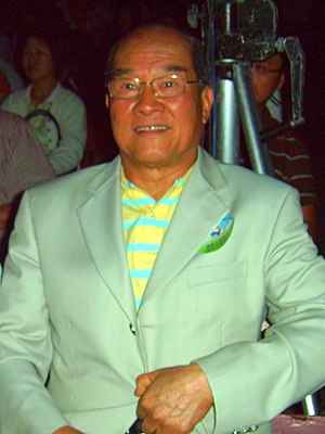 Taiwan Solidarity Union - Huang Kun-huei, former Chairman of the TSU
