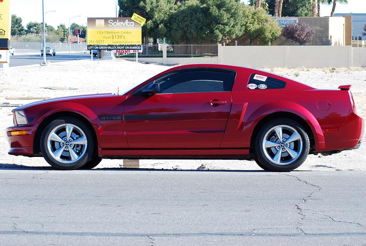 2007 Mustang >> File:2007 MUSTANG GT CS (2134661314).jpg - Wikimedia Commons