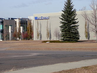 Mill Woods - The South Campus for MacEwan University